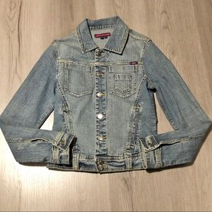 Yuka Jeans Denim Jacket Junior Small